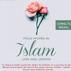 PIOUS WOMEN IN ISLAM